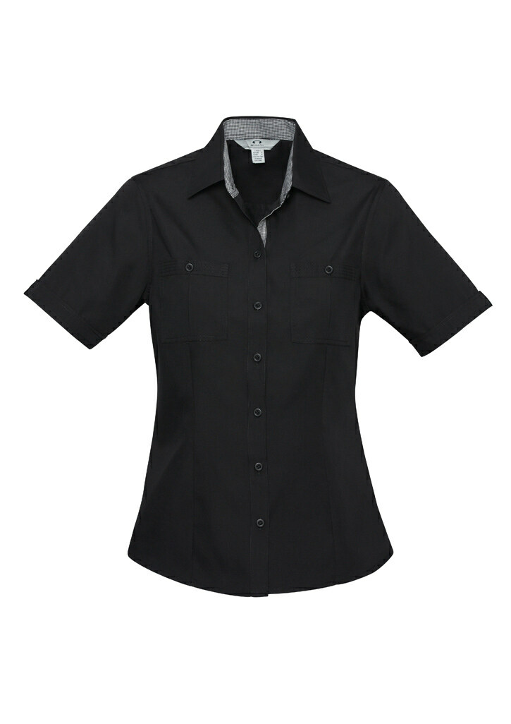 Ladies Bondi Shirt - Short Sleeve